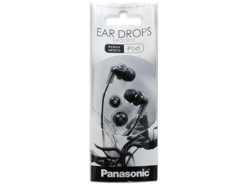 Daily Steals-Panasonic ErgoFit In-Ear Headphones with Ergonomic Comfort-Fit Design-Headphones-Blue-1 pack-