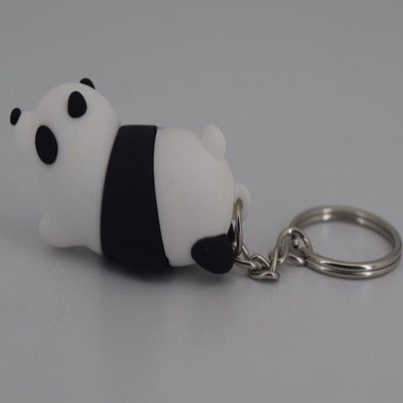 Panda Design 64GB USB Drive Keychain-Daily Steals