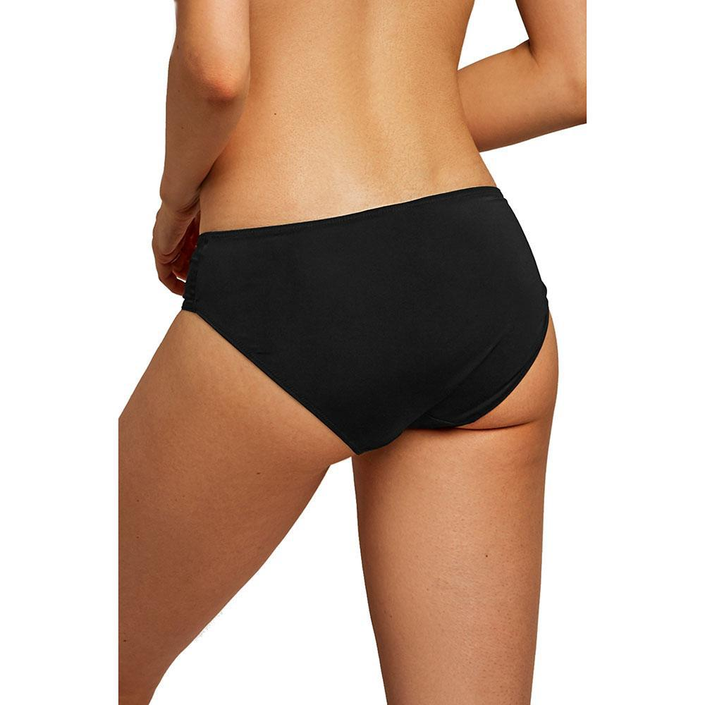 Smooth Poly-Stretch Mid-Rise Assorted Colors Bikini Cut Panties-Daily Steals