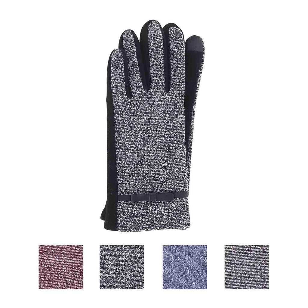 Jack & Missy Two-Tone Texting Gloves-Daily Steals