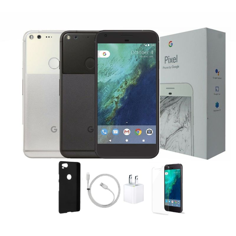 Google Pixel 2 / 2XL Factory Unlocked Bundle - Vol quotidiens
