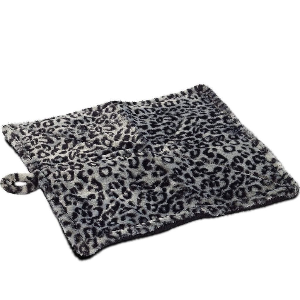 Daily Steals-Paws & Pals' Cat Self-Warming Pet Bed Leopard-Style-Pets-