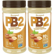 PB2 Original Powdered Peanut Butter 6.5 oz- 2 Pack-