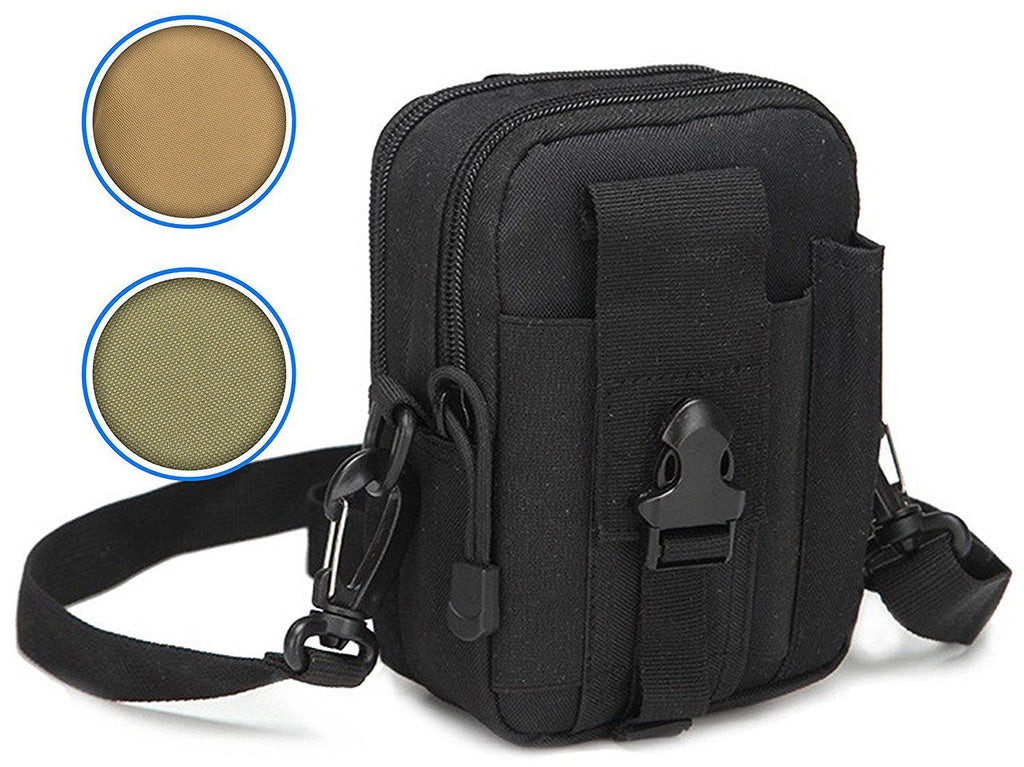 Rootless Outdoor Tactical MOLLE Phone Bag-Daily Steals
