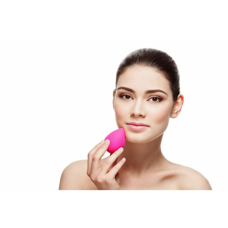 Teardrop Egg Blender Sponge for Foundation Makeup - 6 Pack