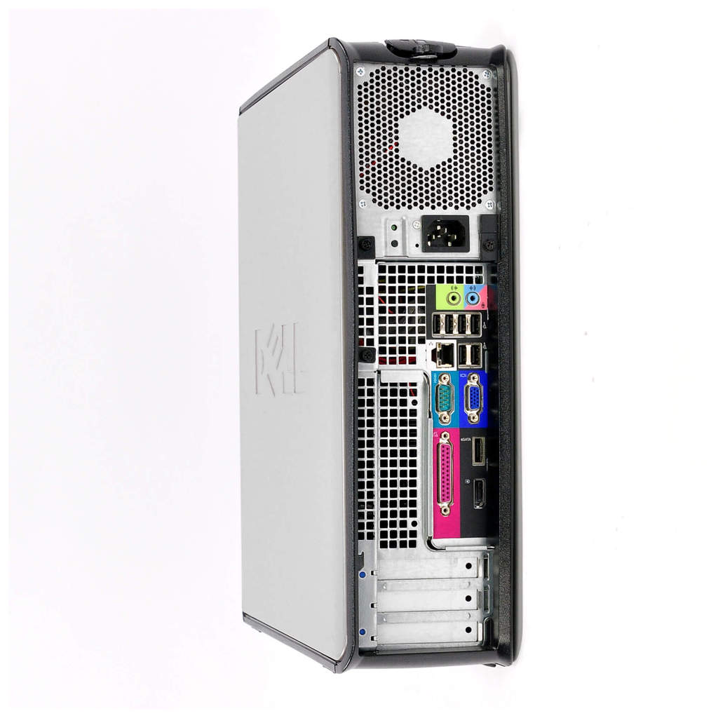 Dell Optiplex 360 Desktop Computer With Intel Pentium 2.2GHz Dual Core Processor, 4GB DDR2 RAM, 160GB Hard Drive, Window-Daily Steals