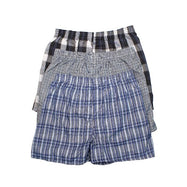 Power Club Mens Boxers - 3 Pack-Extra Large-Daily Steals