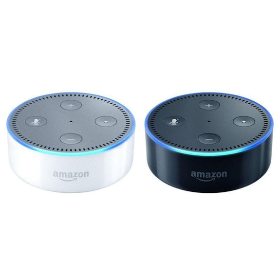 Amazon Echo Dot (2e génération) - Haut-parleur intelligent avec Alexa-Daily Steals