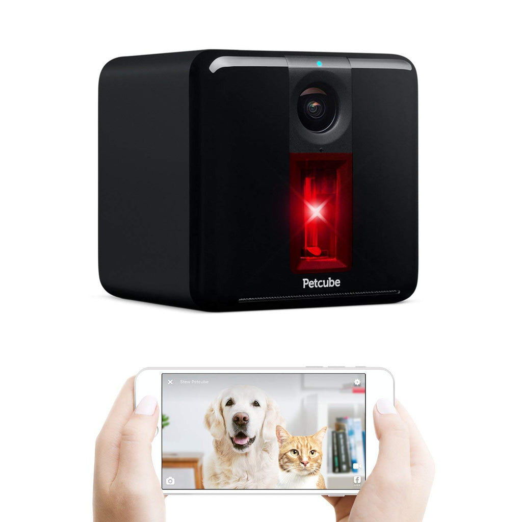 Daily Steals-Petcube Play Pet Camera Interactive Laser Toy-Cameras-