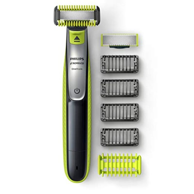 Philips Norelco OneBlade Face + Body Hybrid Electric Trimmer and Shaver-Daily Steals