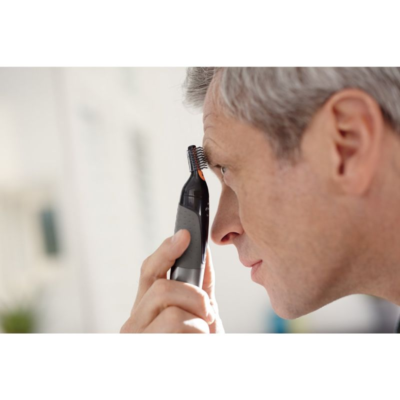 Philips Norelco Nose trimmer Series 3300 Nose and Eyebrows-Daily Steals