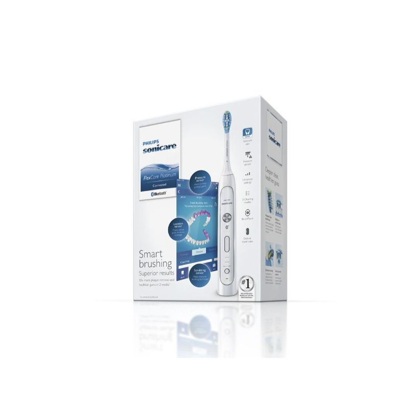 Philips Sonicare Flexcare Platinum Connected Rechargeable Toothbrush