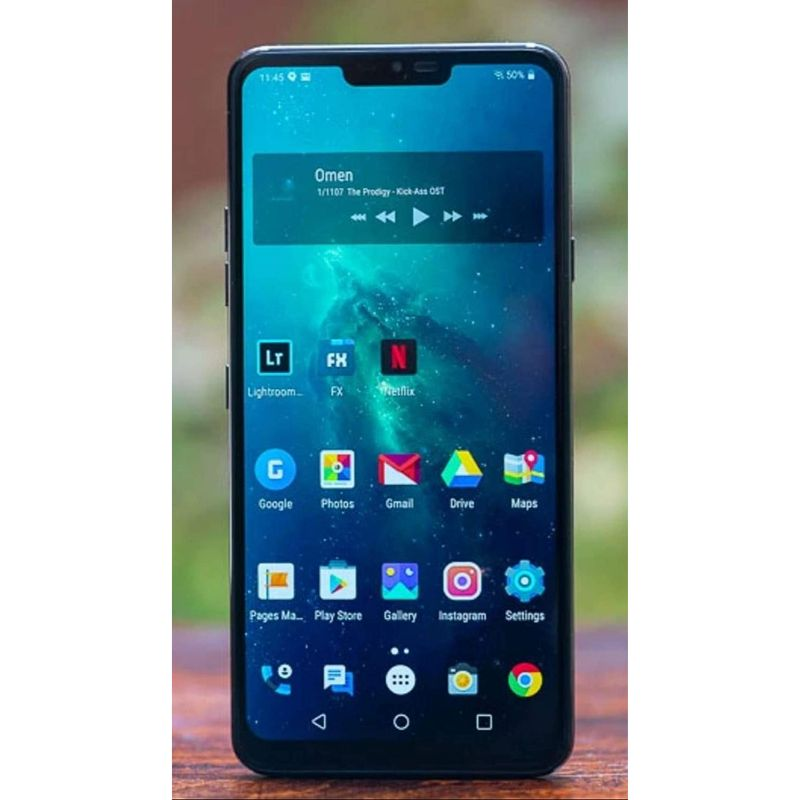 LG G7 ThinQ 64GB Verizon and GSM Unlocked Smartphone