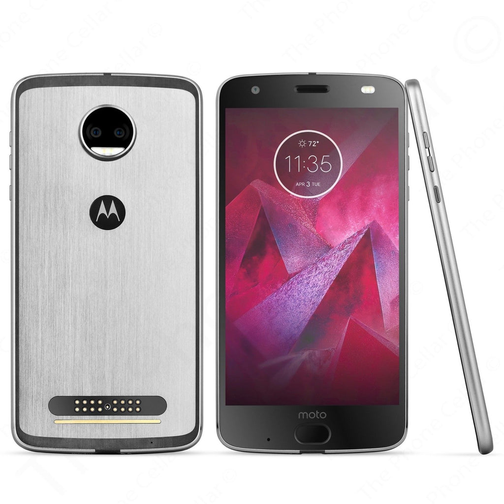 Motorola Moto Z Force 64GB 2nd Generation - Lunar Grey-T-Mobile Locked-Daily Steals