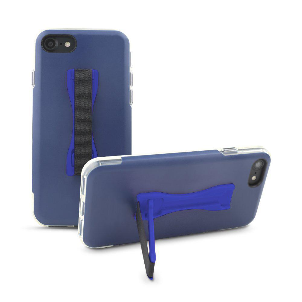 Gear Beast Cell Phone Grip Stand Finger Holder - 2 Pack-Blue-Daily Steals