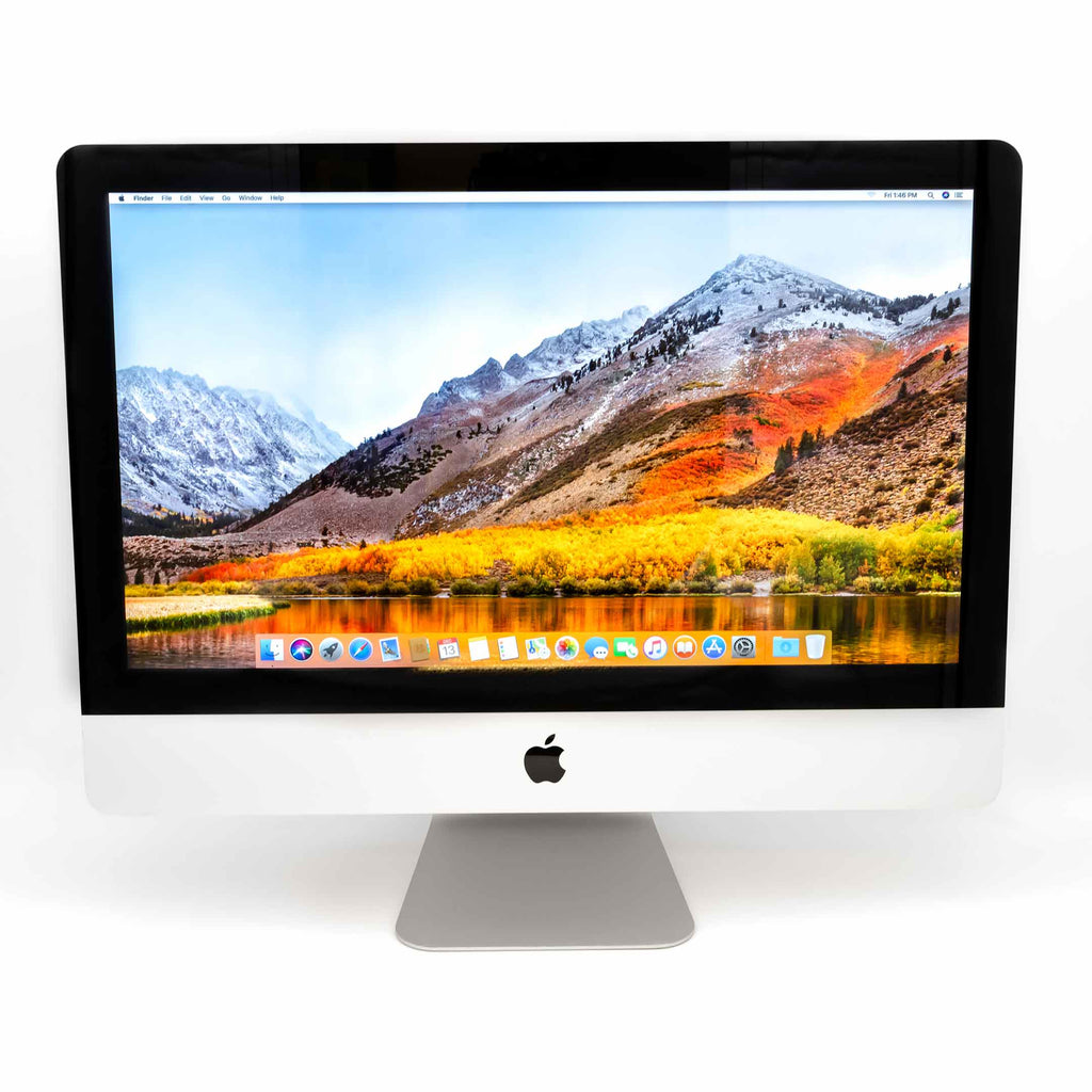 "Apple 21.5"" iMac Intel Core i5, 4GB RAM, 500GB HDD + Keyboard/Mouse-Daily Steals"