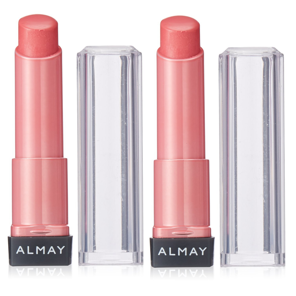 [2-Pack] Almay Smart Shade Butter Kiss Lipstick-20 Pink - Light-Daily Steals