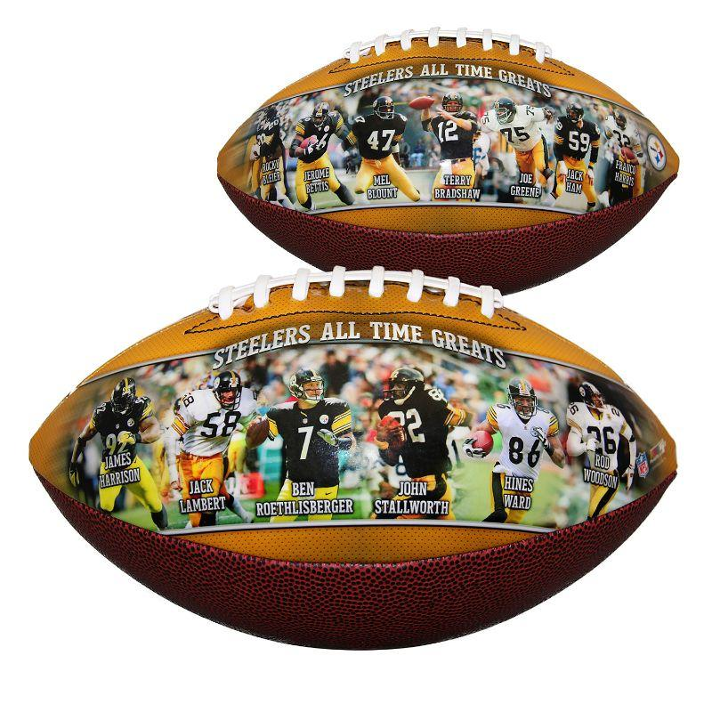 Pittsburg Steelers - Harrison,Lambert,Roethlisberger,Tallworth,Ward,Woodson-Daily Steals