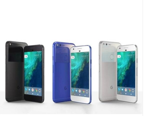 Daily Steals-Google Pixel or Pixel XL Smartphone (Verizon and GSM Unlocked) - 32GB or 128GB-Cellphones-Quite Black-Pixel-32GB