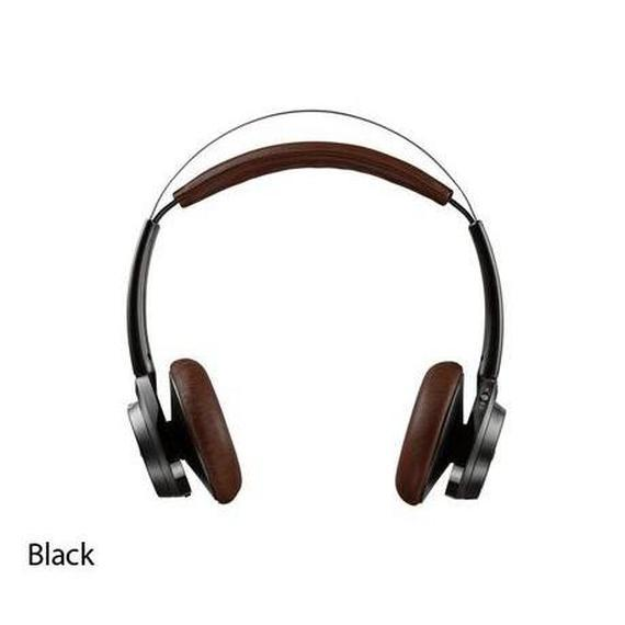 Daily Steals-Plantronics BackBeat Sense Wireless Headphones with Smart Sensors - Black-Headphones-