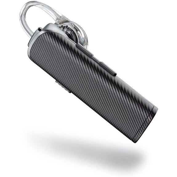 Plantronics Explorer 110 Bluetooth Wireless Headset - Black or White-Black-
