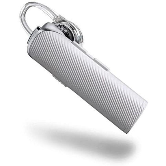 Plantronics Explorer 110 Bluetooth Wireless Headset - Black or White-White-