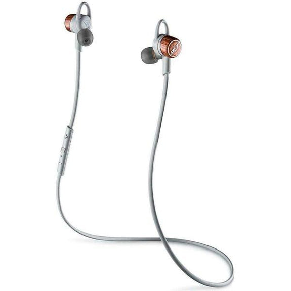 Plantronics BackBeat GO 3 - Wireless Headphones-Copper Grey with NO Charging Case-Daily Steals