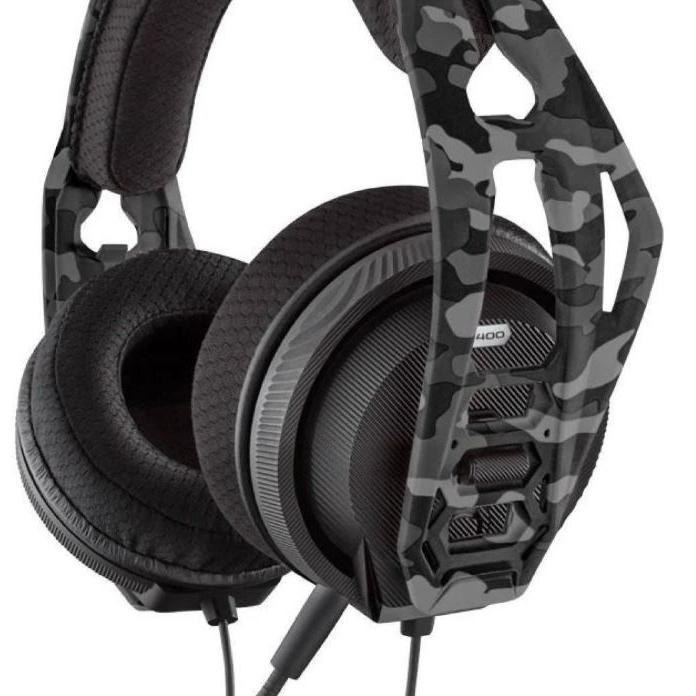 Plantronics RIG 400HX Stereo Gaming Headset for XBOX One-Daily Steals