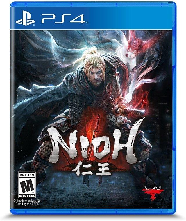Daily Steals-Playstation 4 NiOh-VR and Video Games-