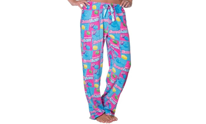 Nestle Plush Lounge Pants (Taille Plus disponible) -XX-Large-Sweet Tarts-Daily Steals