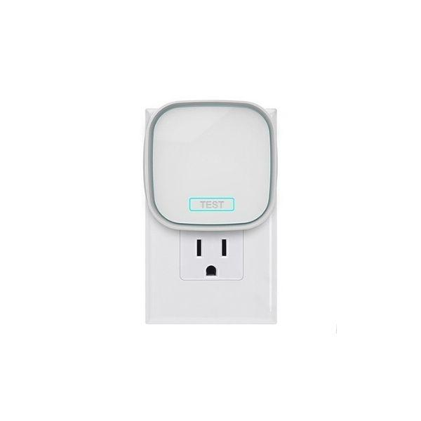 Daily Steals-Plug-In Carbon Monoxide and Gas Detector-Home and Office Essentials-