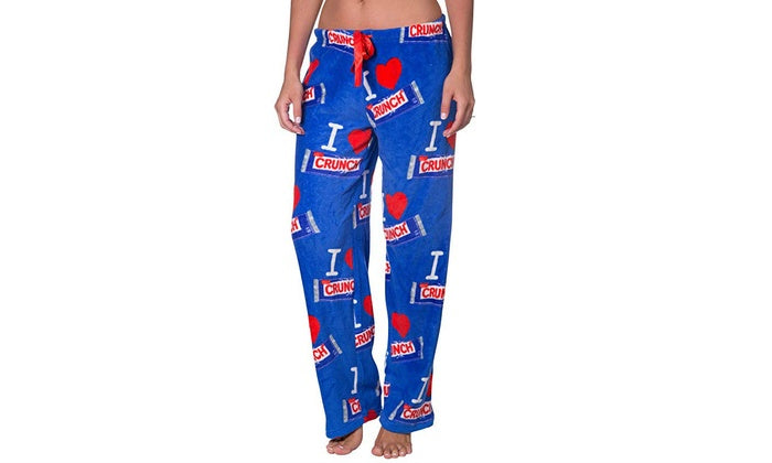 Nestle Plush Lounge Pants (Plus Size Available)-XX-Large-Crunch-Daily Steals
