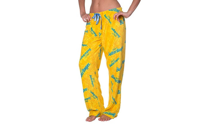 Nestle Plush Lounge Pants (Taille Plus disponible) -XX-Large-Butterfinger-Daily Steals