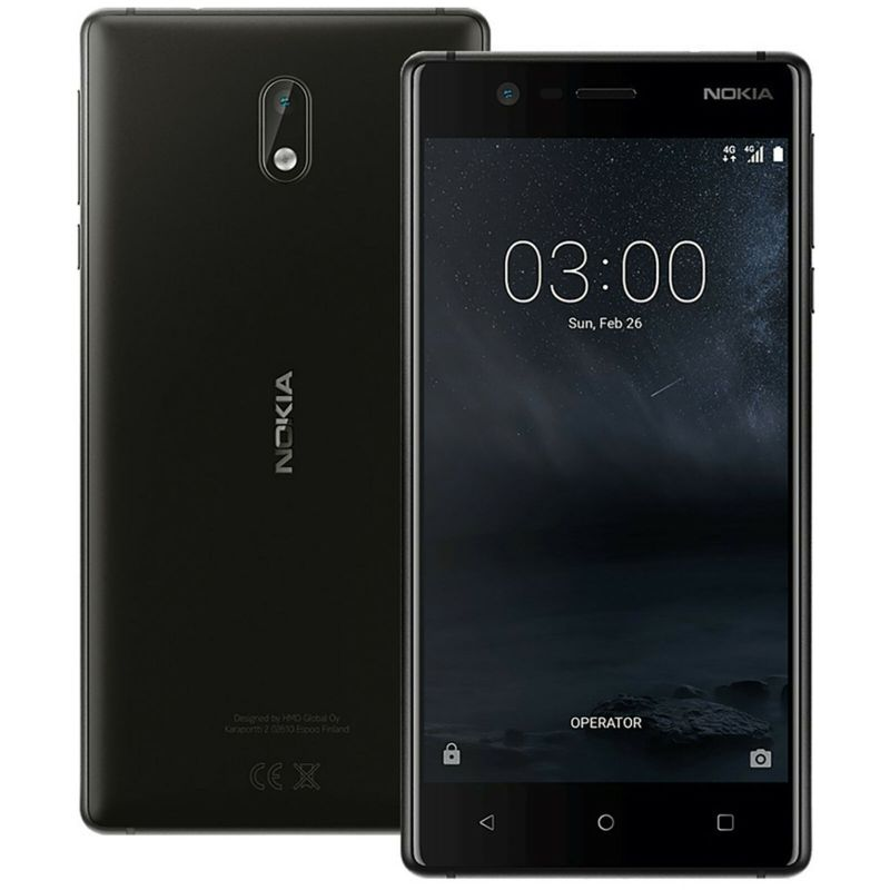 Nokia 3 16GB Unlocked GSM Compatible Android Phone-Daily Steals