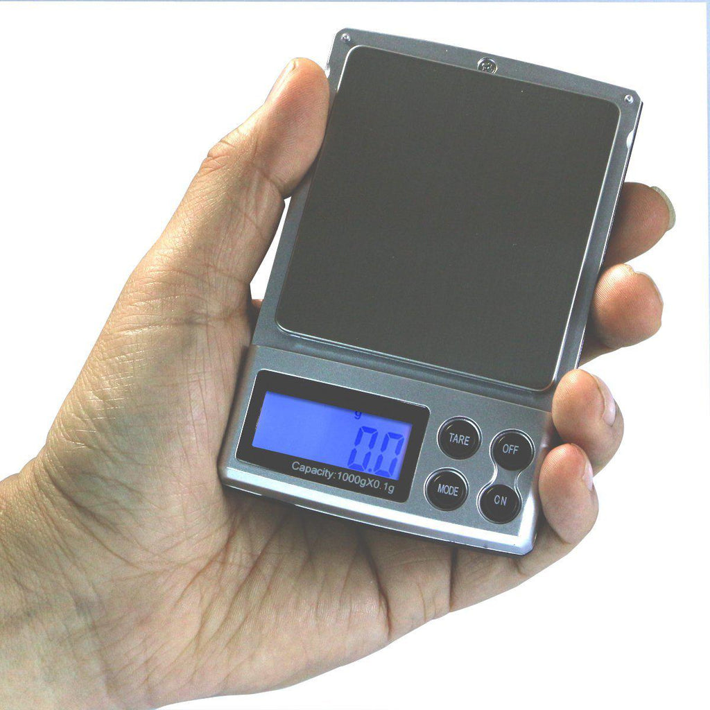 Daily Steals-Pocket Sized Mini Digital Scale-Home and Office Essentials-