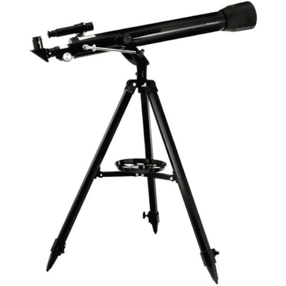 Polaroid 60700 60mm f/12 Refractor Telescope-