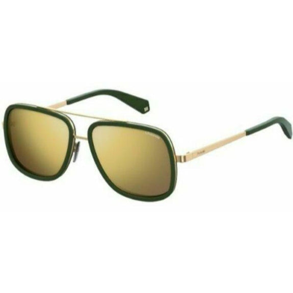 Polaroid Designer Unisex Polarized Square Sunglasses-Daily Steals
