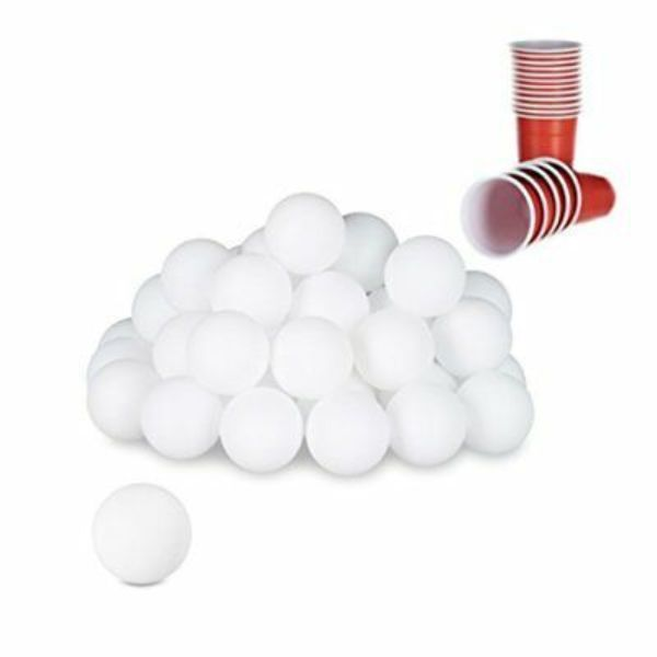 Table Tennis Ping Pong Balls - 48 Pack-Daily Steals
