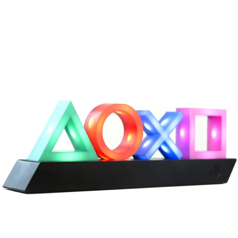 Playstation Icons Light w/ 3 Light Modes - Reactive Game Room Lighting-Daily Steals