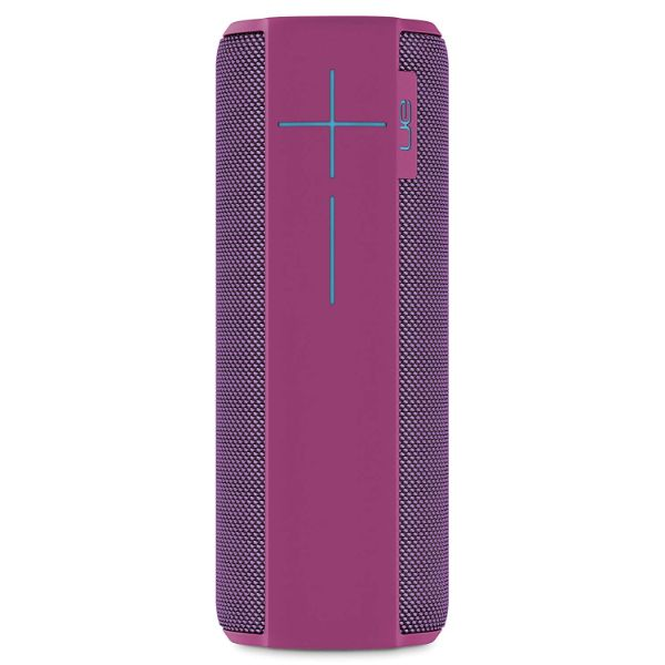 Ultimate Ears MEGABOOM Portable Waterproof & Shockproof Bluetooth Speaker-Plum Purple-Daily Steals
