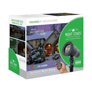 Pro Night Stars Landscape Premium Kaleidoscope Red and Green Laser Light-Daily Steals