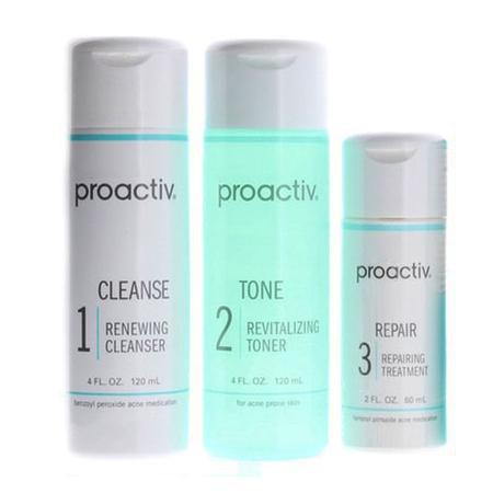 Proactiv Solution 3 Step Acne Treatment System 60 Day Kit 4oz 4oz