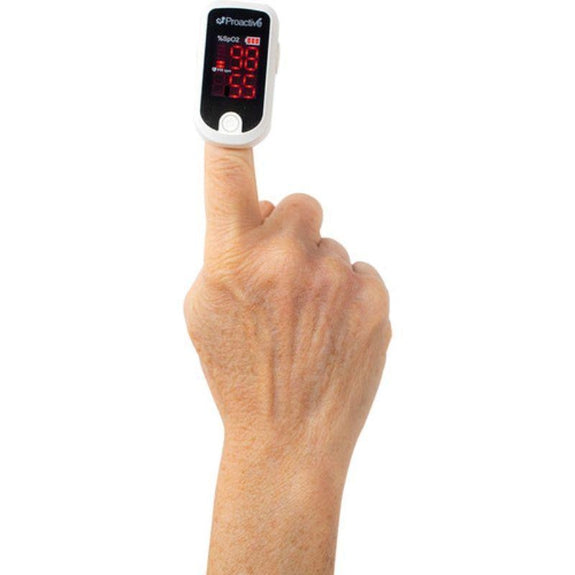 Proactive Medical Protekt Finger Pulse Oximeter-