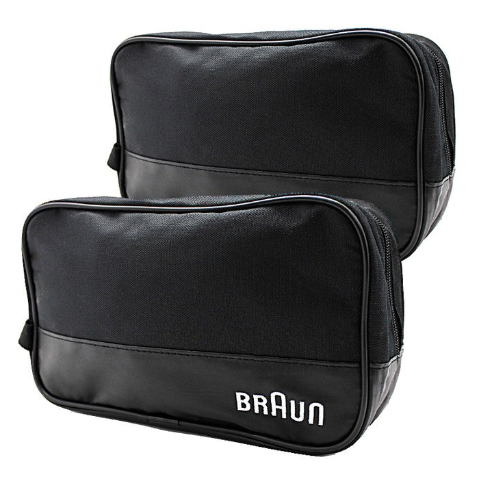 Braun Men's Black Travel Bags - 2 Pack-Daily Steals