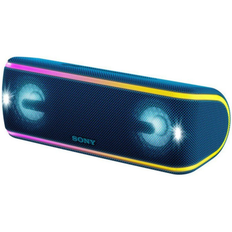 Sony SRS-XB41 Portable Bluetooth Speaker-Blue-Daily Steals