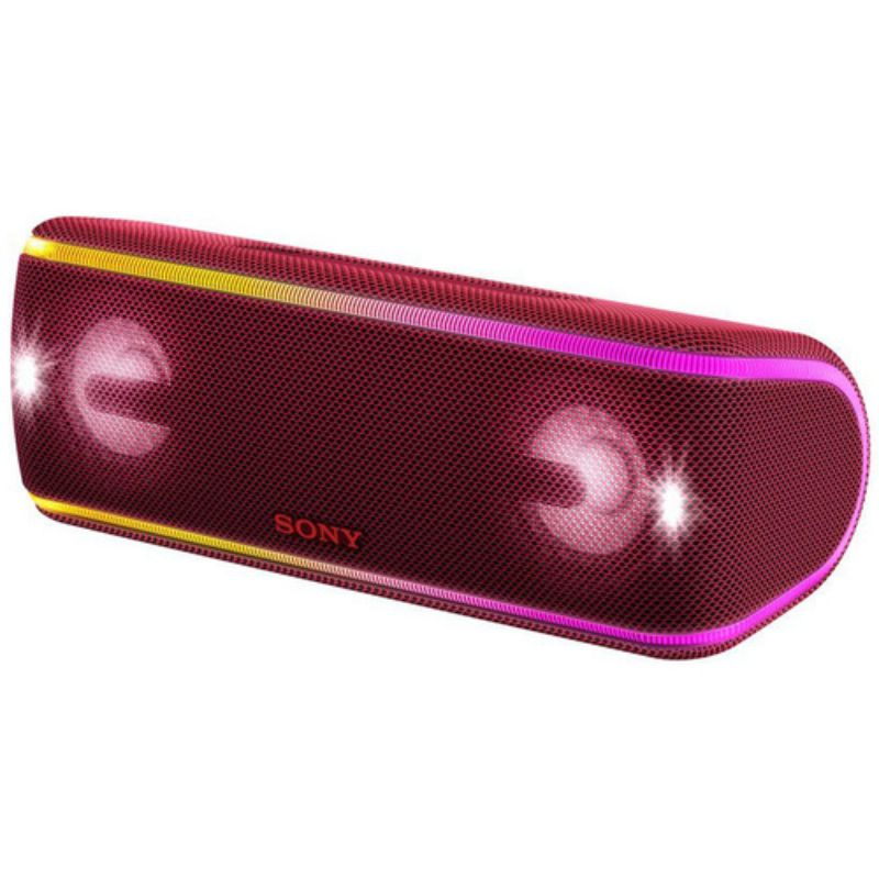 Sony SRS-XB41 Portable Bluetooth Speaker-Red-Daily Steals