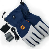 Stay Warm Apparel Original Heated Gloves With Rechargeable Batteries-Daily Steals
