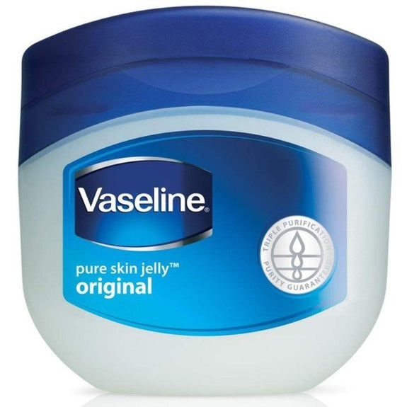 Vaseline Petroleum Jelly, Original .25oz each - 6 Pack-Daily Steals