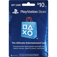 Sony PlayStation Network Card-$10-Daily Steals