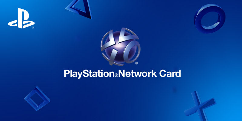 Sony PlayStation Network Card-Daily Steals
